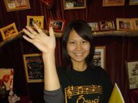 Staff member Seira
