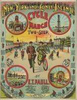 bike march poster