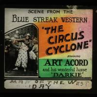 circus cyclone slide